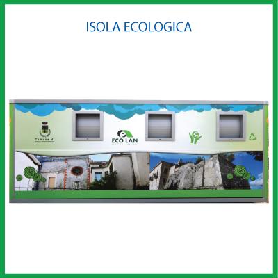 Isola Ecologica Napoletana Plastica